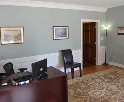 Dunlap Law Firm Interior