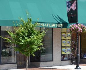 Dunlap Law, Versailles KY