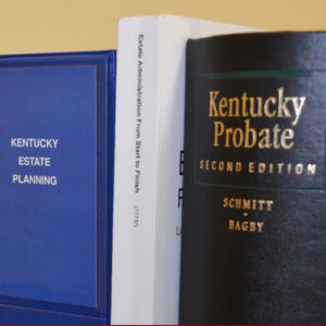 Kentucky Estate Law Books