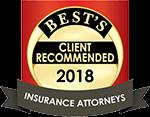 AMBest Insurance Attorneys 2018